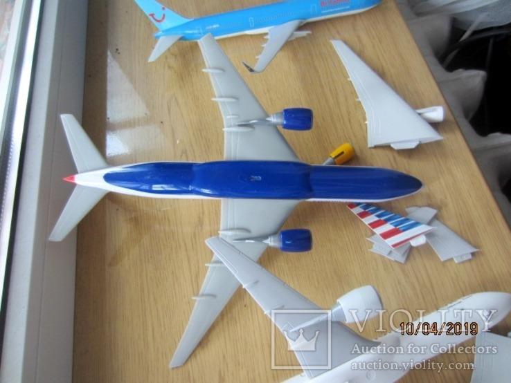 Три коллекционе самолета 1:100, фото №8