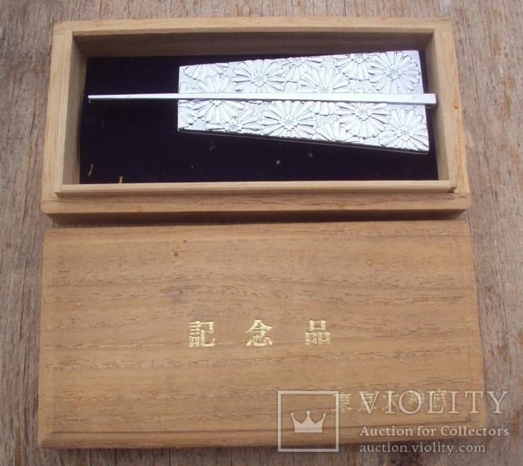Таблетница из храма Дайдзингу, Япония., фото №2