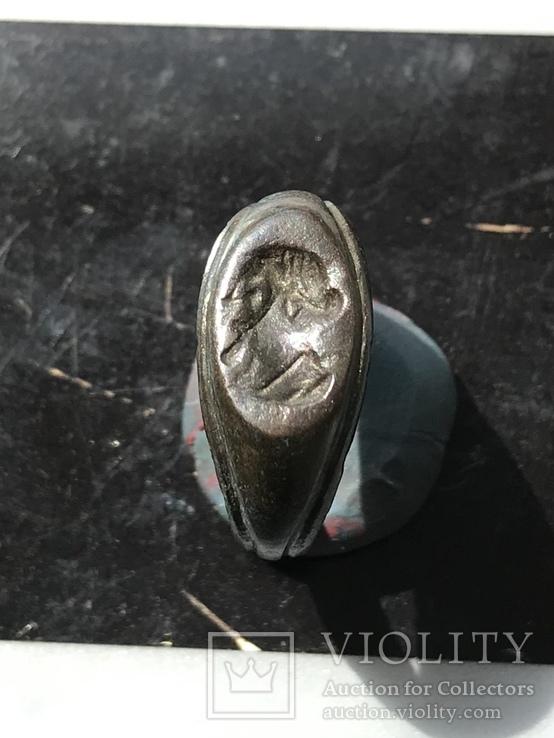 Античное Кольцо, Древняя Греция