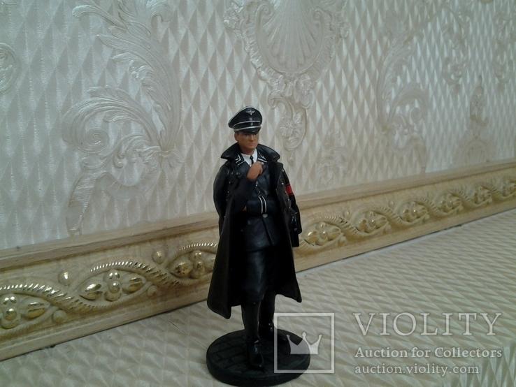 "Миниатюра (металл) ""Офицер СС"", фото №6"