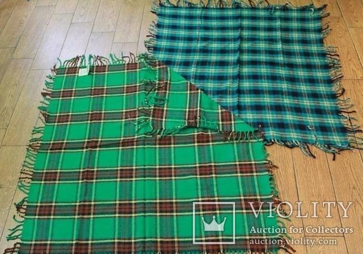 Два новых шерстяных платка№1, фото №2