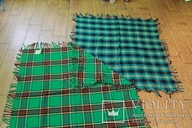 Два новых шерстяных платка№1, фото №4