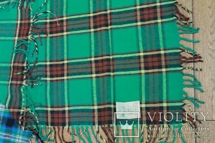 Два новых шерстяных платка№1, фото №11
