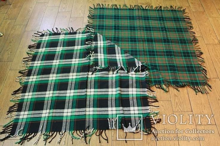 Два новых шерстяных платка№2, фото №2