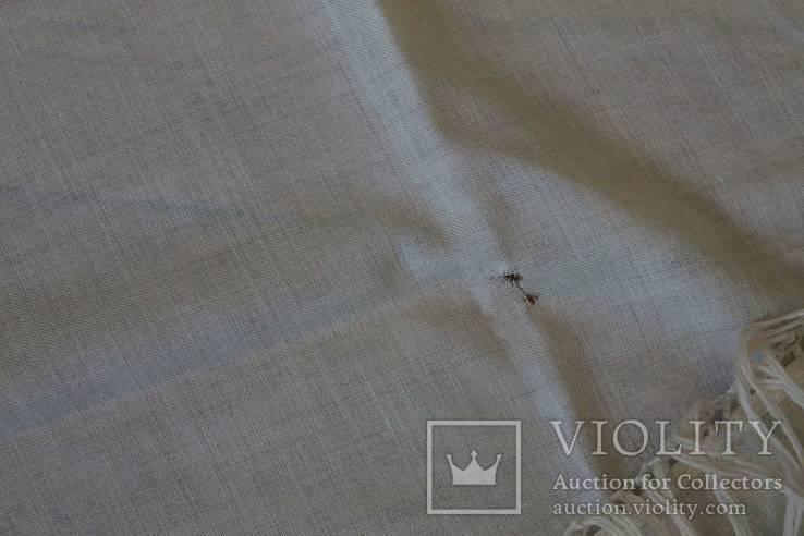 Два шерстяных платка, фото №7