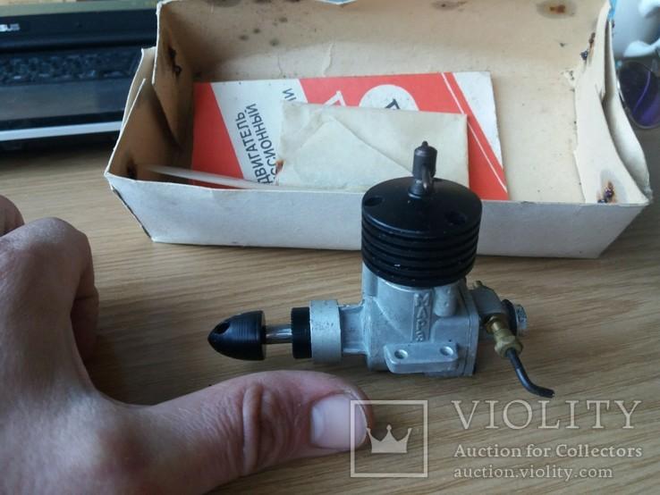 Компрессионный микродвигатель, фото №12