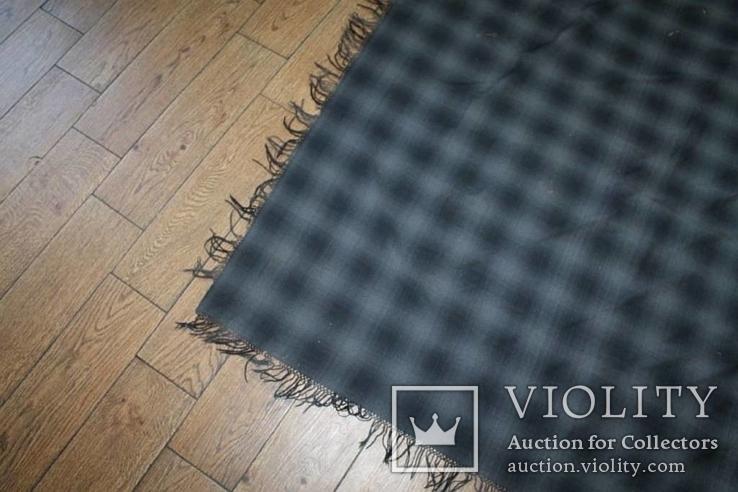 Шерстяной платок №130, фото №3