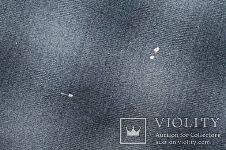 Шерстяной платок №130, фото №6