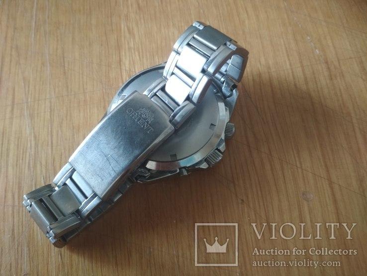 Часы Orient мультикалендарь, фото №3