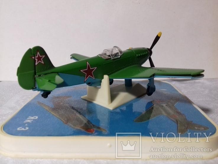 Истребитель Як-3, фото №4