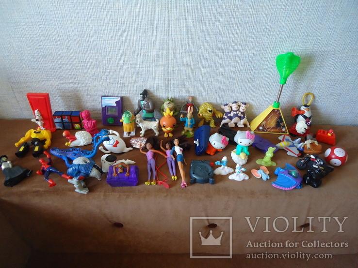 Игрушки Mc Donalds, фото №3