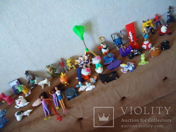 Игрушки Mc Donalds, фото №4