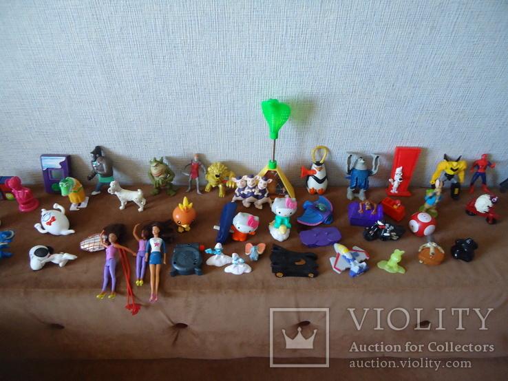 Игрушки Mc Donalds, фото №5