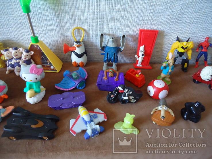 Игрушки Mc Donalds, фото №8