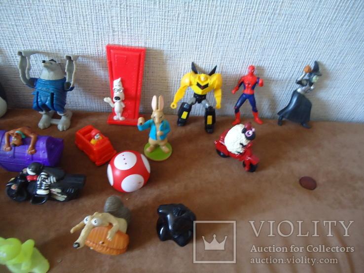 Игрушки Mc Donalds, фото №9