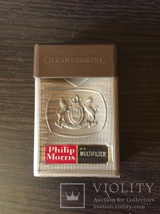 сигареты филип моррис в пластиковой пачке купить