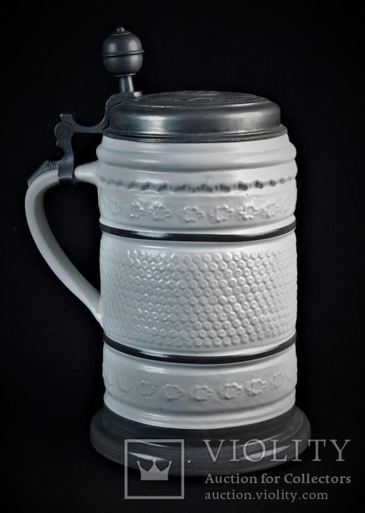 Кружка пивная коллекционная König Pilsener Германия