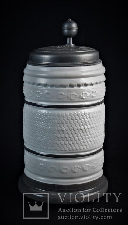 Кружка пивная коллекционная König Pilsener Германия, фото №5