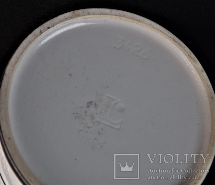 Кружка пивная коллекционная König Pilsener Германия, фото №11