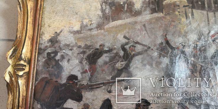 Картина Штыковая Атака, фото №7
