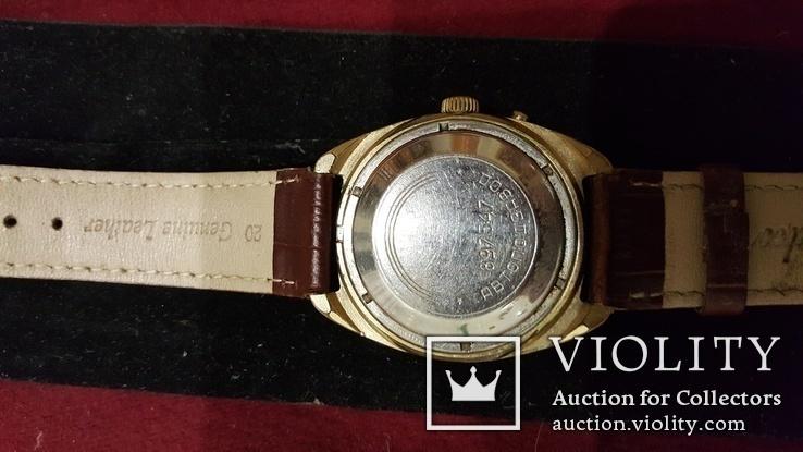 Часы Слава 27 камней автоподзавод, фото №4