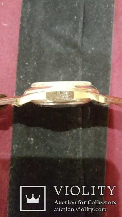 Часы Слава 27 камней автоподзавод, фото №5