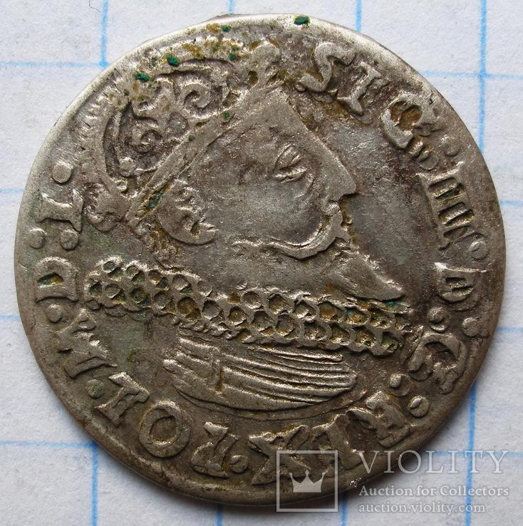 Трояк 1624 г.