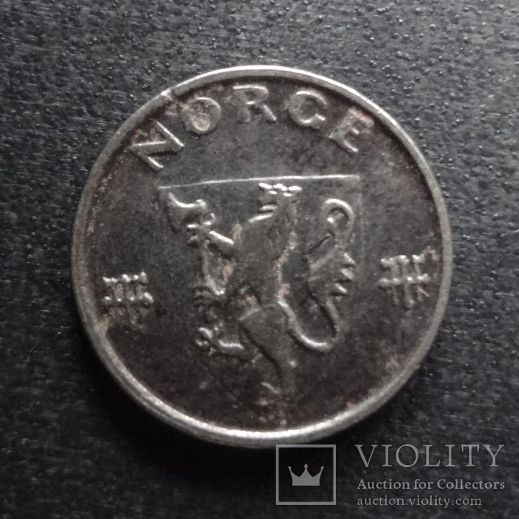 1 эре 1943  Норвегия    (П.3.8), фото №2