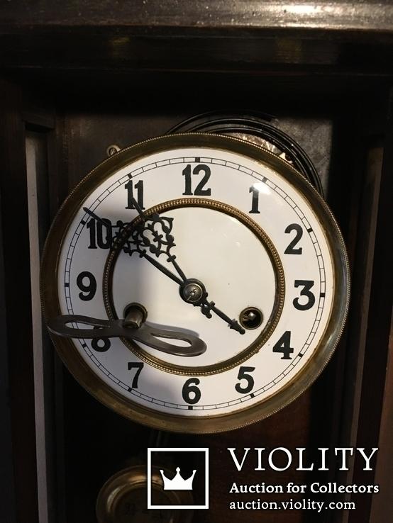 Часы настенные старинные, фото №6