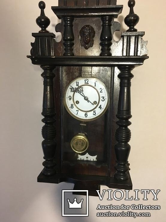 Часы настенные старинные, фото №7