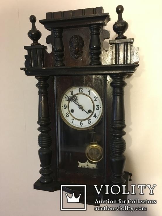 Часы настенные старинные, фото №8