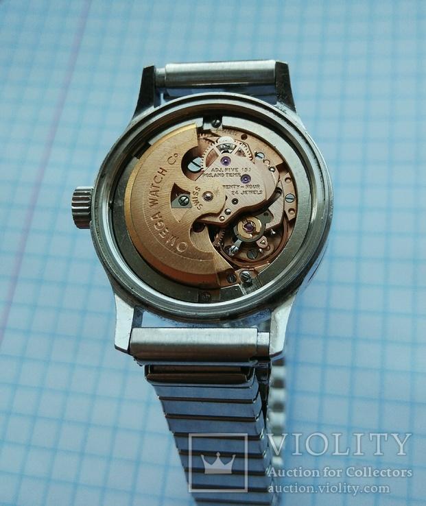 Часы Omega Constellation automatic chronometer. Swiss made.