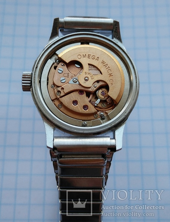 Часы Omega Constellation automatic chronometer. Swiss made., фото №3
