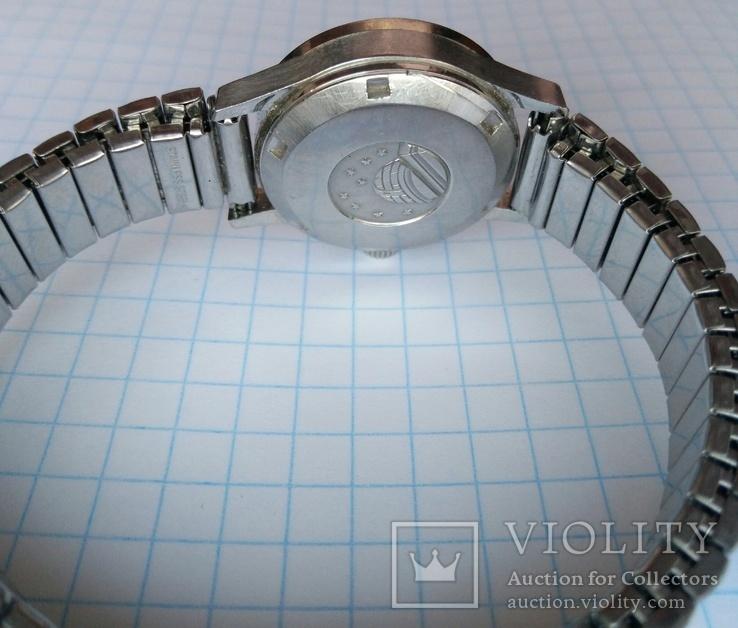 Часы Omega Constellation automatic chronometer. Swiss made., фото №8