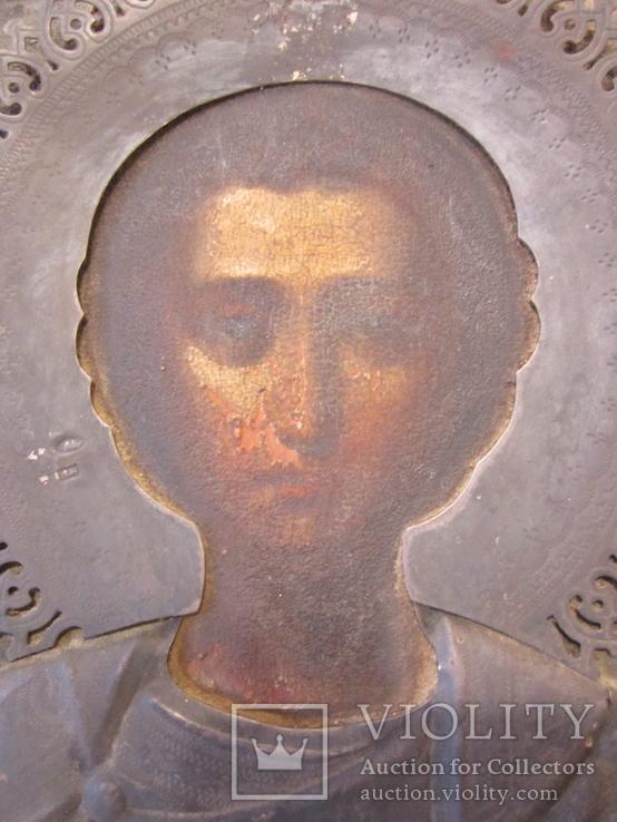Св. Вл. М. Пантелеймон.Серебро 84* + Бонус., фото №5