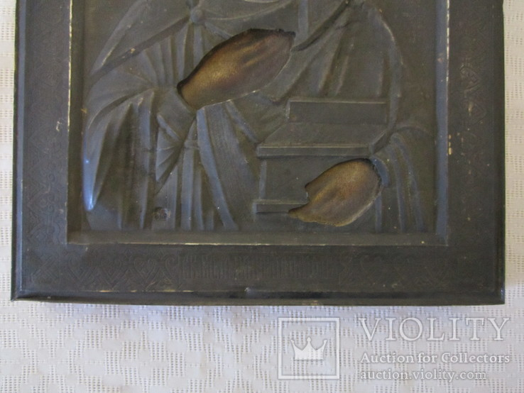 Св. Вл. М. Пантелеймон.Серебро 84* + Бонус., фото №8