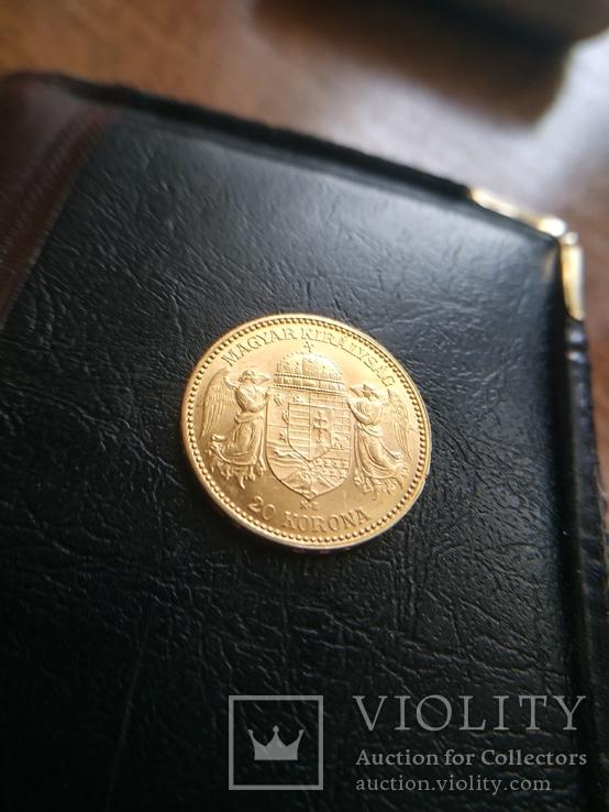 20 корон 1894. Золото., фото №5