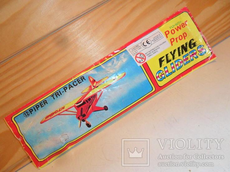 Самолётик-планер Piper Tri-Pacer