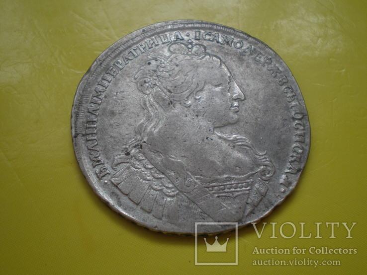 Рубль 1734 года., фото №5