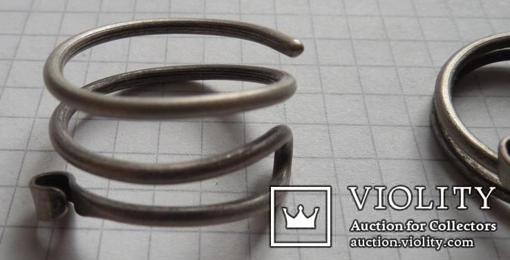 Височные кольца КР, фото №5