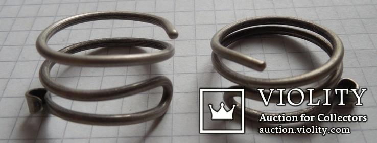 Височные кольца КР, фото №7