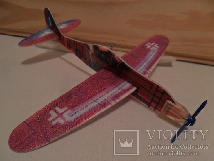 Самолётик-планер Eocke Wulf Ta 152H, фото №4