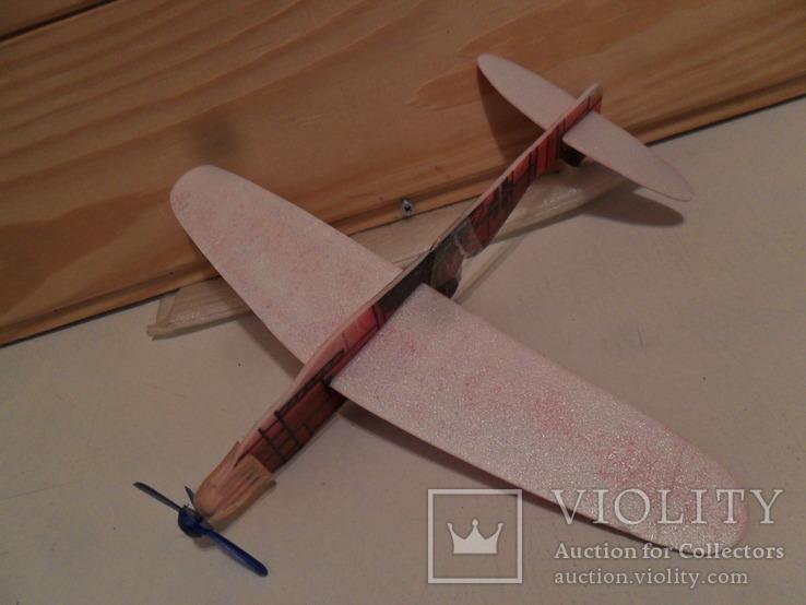 Самолётик-планер Eocke Wulf Ta 152H, фото №8