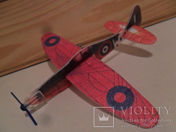Самолёт-планер Spitfire MK1, фото №4