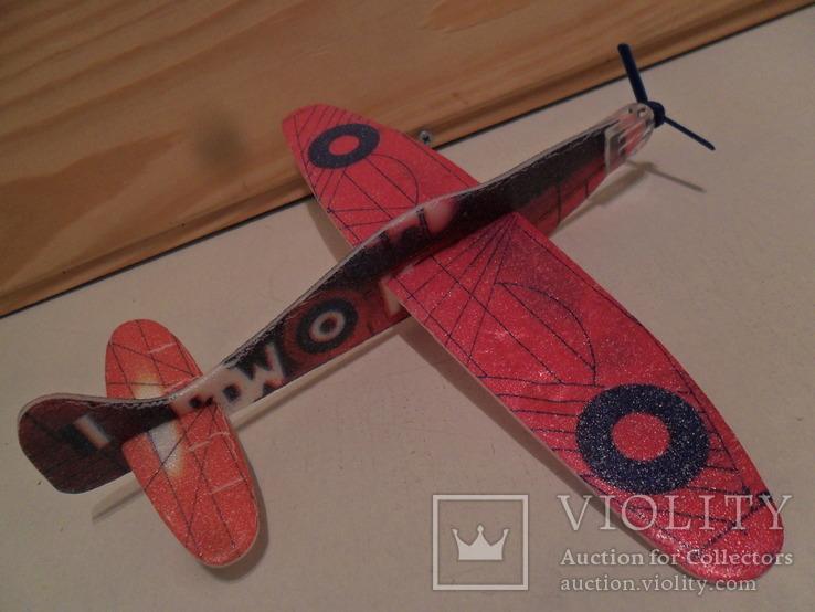 Самолёт-планер Spitfire MK1, фото №5