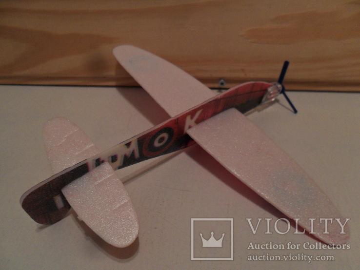 Самолёт-планер Spitfire MK1, фото №6