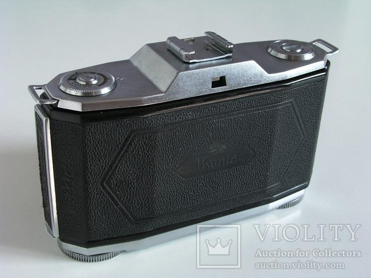 Фотоаппарат Ikonta 522/24,Zeiss Ikon,24х36 мм,Германия,1948 г., фото №3