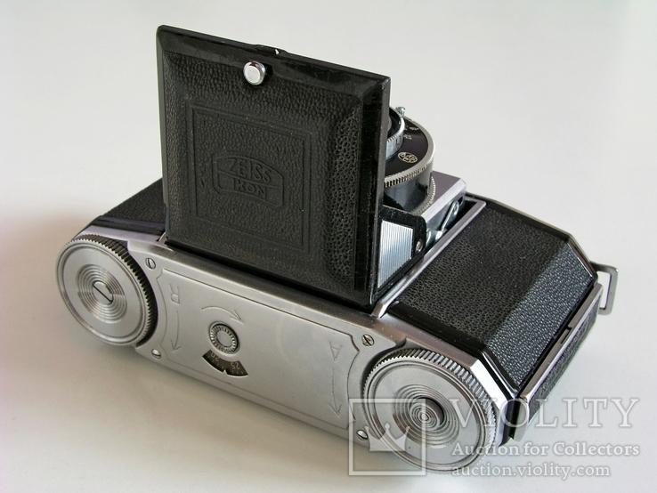 Фотоаппарат Ikonta 522/24,Zeiss Ikon,24х36 мм,Германия,1948 г., фото №5