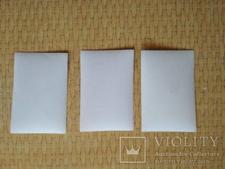 Карточки с кадрами из фильмов СССР 3шт №2, фото №3