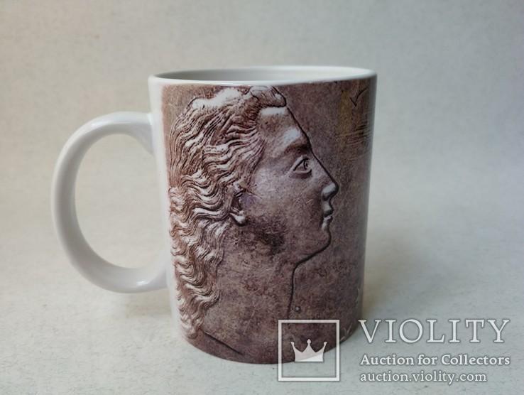 Чашка с логотипом Violity, фото №4